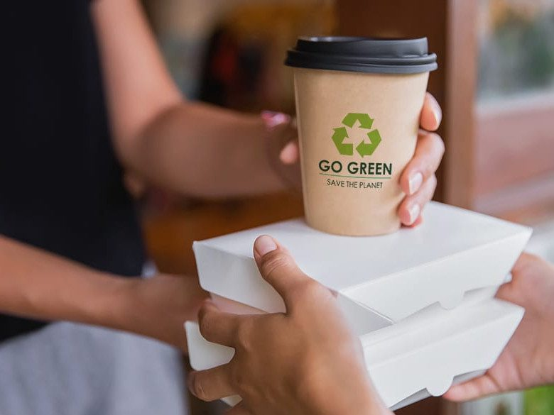 Sustainable packaging is better for environment and just as safe as single use plastics.